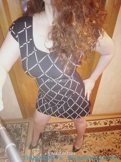 Катяша, 20 лет: стриптиз